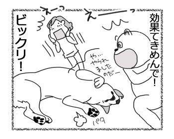 羊の国のラブラドール絵日記シニア!!「偶然の産物」4