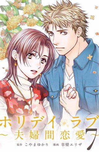 不倫漫画ホリデイラブ夫婦間恋愛の単行本7巻