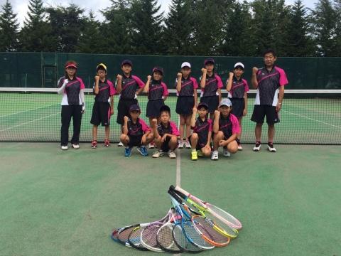 本郷ソフトテニス少年団