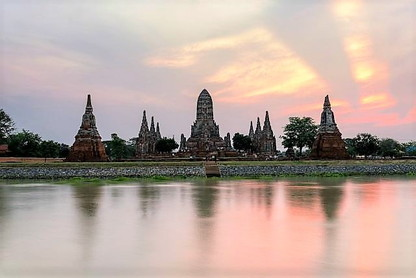 Wat Chai Wattanaram (2)