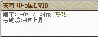天弓Lv10