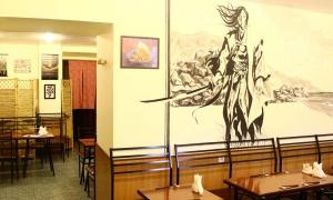 アルメニア、エレバンで唯一の日本人経営の日本食レストラン「櫻田」です。