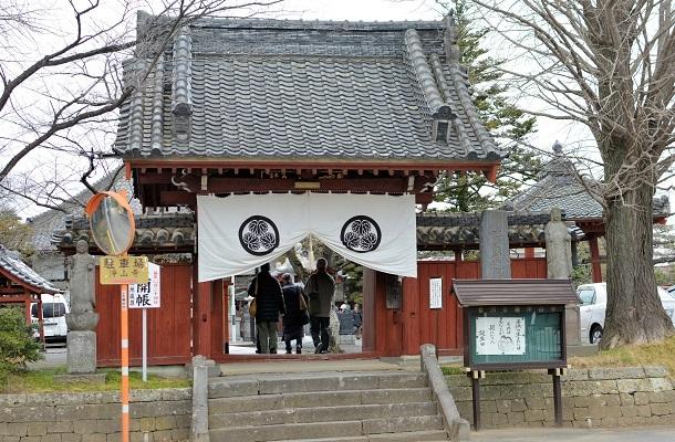 越谷・浄山寺