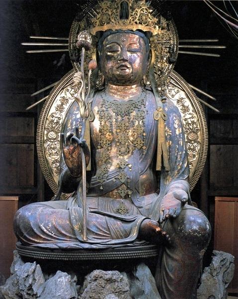 石山寺・秘仏本尊・如意輪観音像