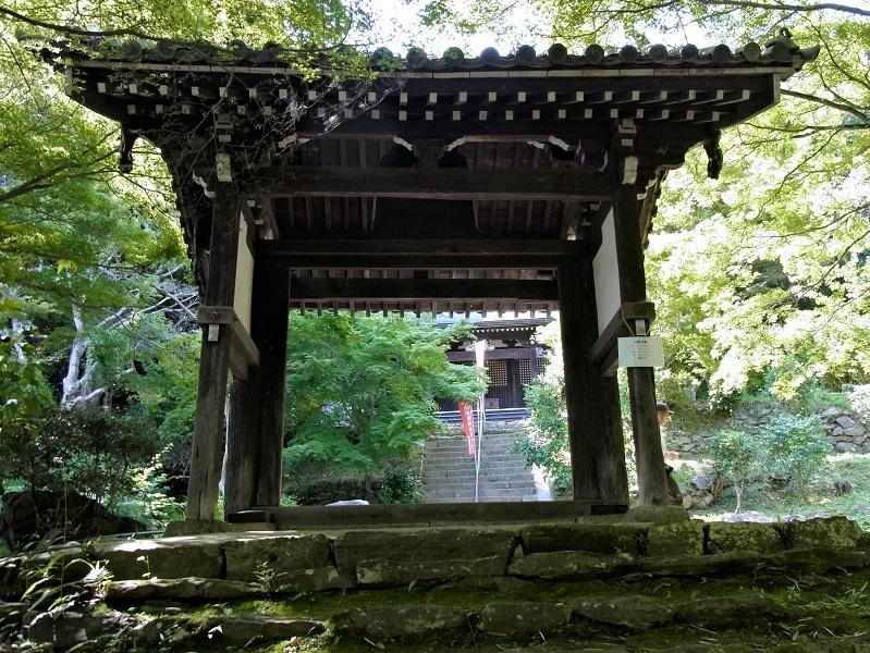 東明寺・山門