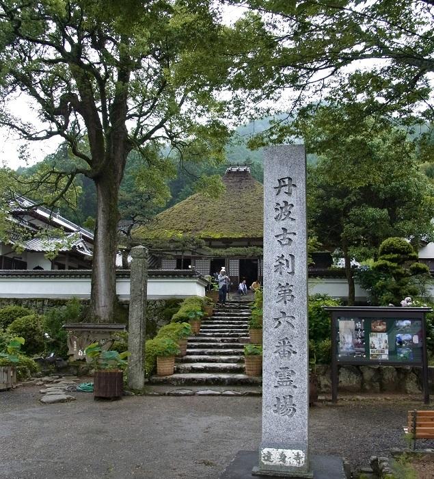 丹波・達身寺