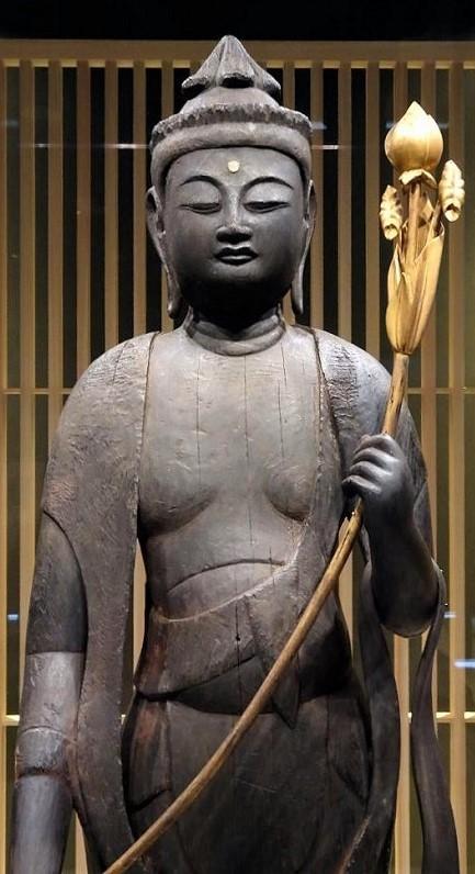 常楽寺・聖観音像