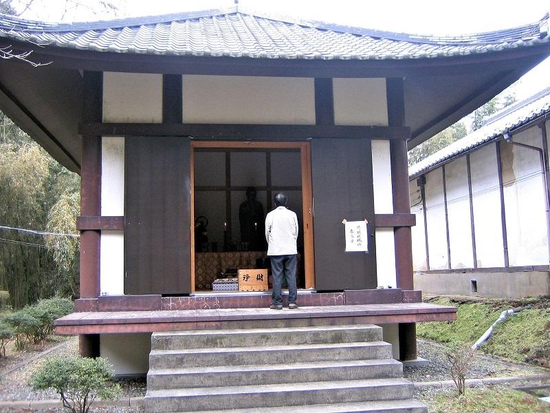 笠区妙円寺・収蔵庫