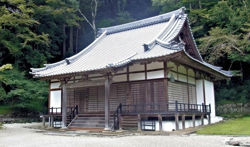 正楽寺・本堂