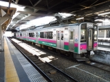 JR701系N21編成 秋田駅にて