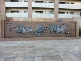 JR宮崎駅 サーパスの壁画