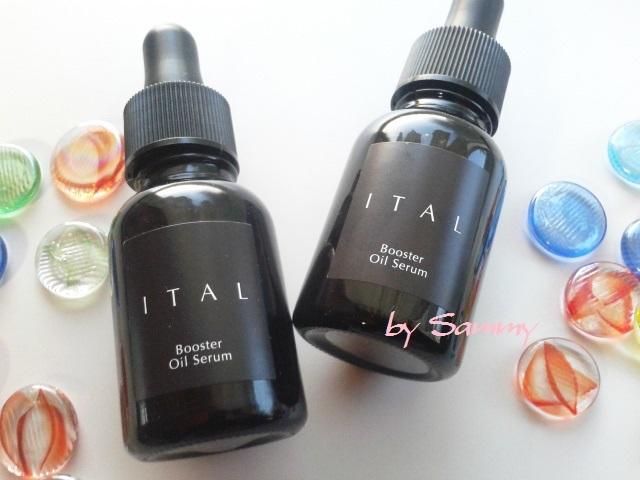 ITALブースターオイルセラム 導入美容オイル