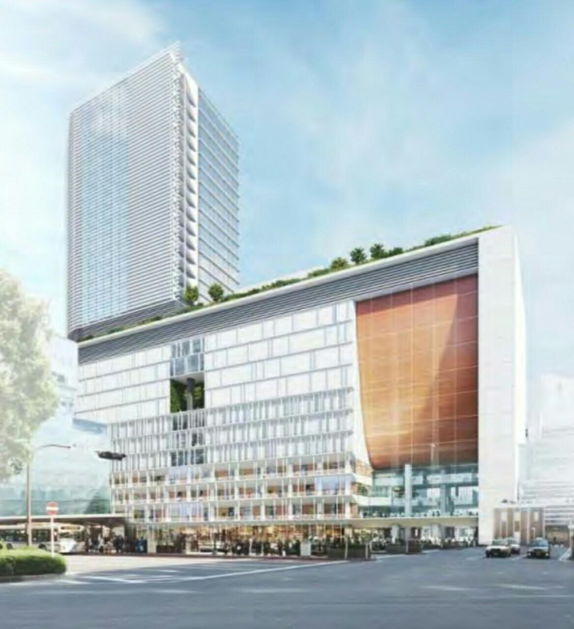 ・名称 (仮称)横浜駅西口開発ビル新築工事