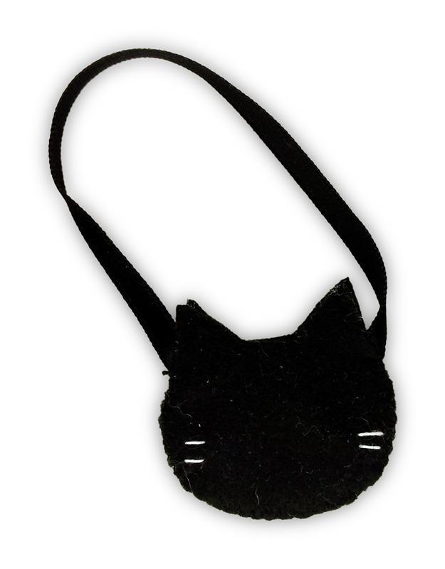 オビツ11用 黒猫セット ストライプ C