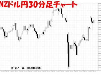 20161205イタリア・ショックNZドル円30分足