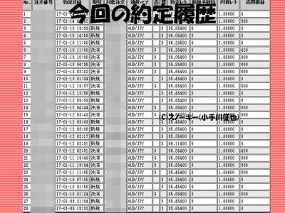 20170114ループ・イフダン検証約定履歴