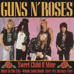 Guns N Roses - Sweet Child O Mine2
