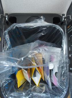 紙 リサイクル ゴミ箱