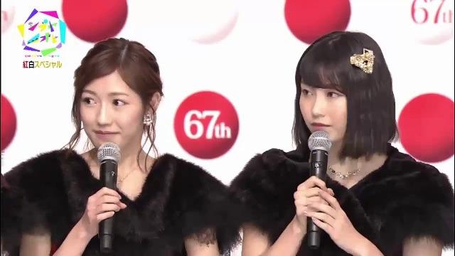 NHK紅白歌合戦【記者会見】AKB48にサプライズ発表