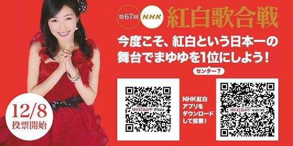 AKB48夢の紅白選抜公式HPが更新されました