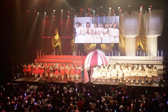 NHK紅白歌合戦 AKB48夢の紅白選抜中間発表