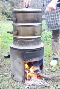161230かまどにかけた蒸し器