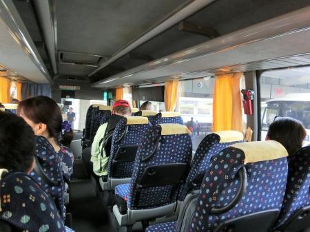 ヴィリニュス~トラカイ バス移動7