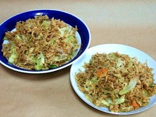 170207_4443 本日の料理・そば飯xソース味&カレー味VGA
