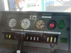 3003F運転台