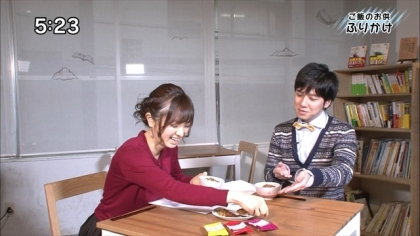 161120 7コレ ふりかけ 紺野あさ美 (6)