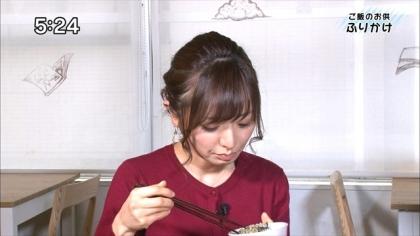 161120 7コレ ふりかけ 紺野あさ美 (5)