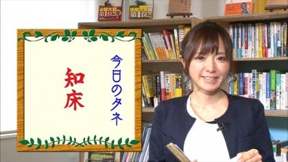 161127朝ダネ 紺野あさ美 (5)
