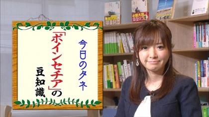 161208朝ダネ 紺野あさ美 (4)