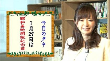 170129 朝ダネ 紺野あさ美 (4)