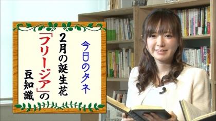 170206 朝ダネ 紺野あさ美 (5)