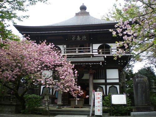 長禅寺三世堂