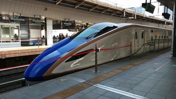 新幹線はくたか