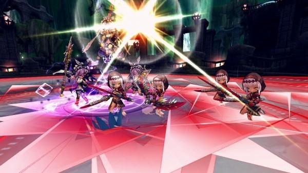 基本プレイ無料のハンティングアクションRPG『ハンターヒーロー』 クロタラスの牙に勝利せよ!1月24日に大規模ダンジョン「双蛇の選定」を実装するよ~!!