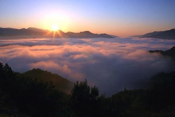 20170123 高千穂の雲海