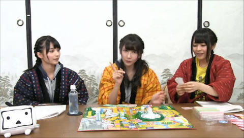 まりんかくわちゃんのコタツあそび 第2回 『人生ゲームSP!!』