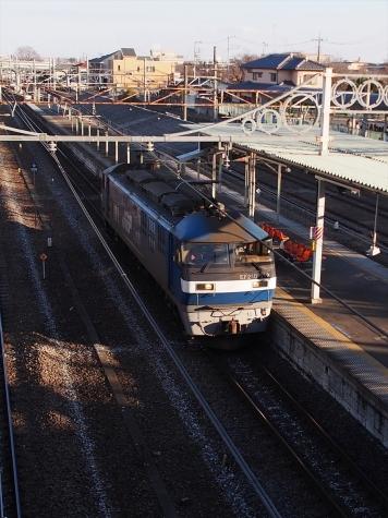 JR貨物 EF210-112 電気機関車