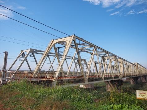 東武鉄道 伊勢崎線 利根川橋梁