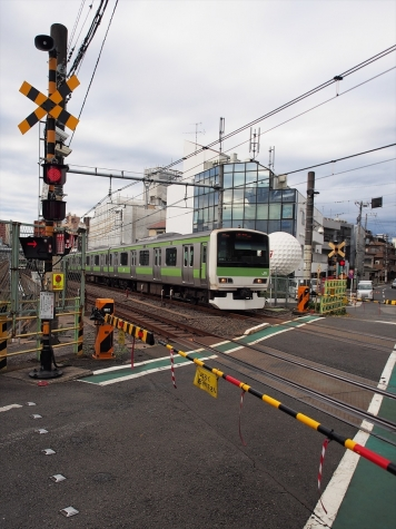 JR山手線 E231系500番台 電車