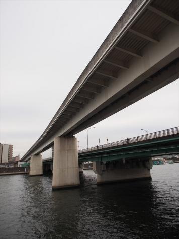日暮里・舎人ライナー 隅田川橋梁