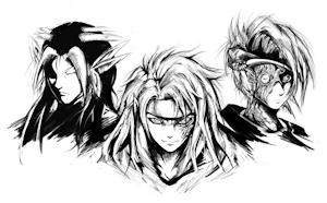魔界三巨頭