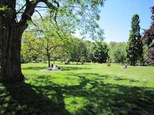 ロンドンの公園その2