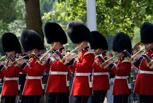 ロンドン近衛兵
