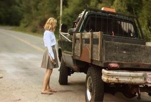 ボロトラックに乗っていたのは