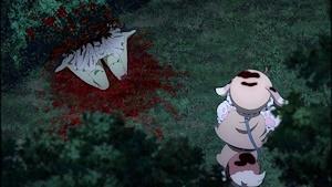 クラムベリーの無残な遺体