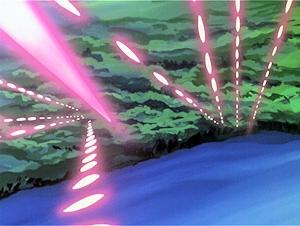 ジャブローの対空砲火その2
